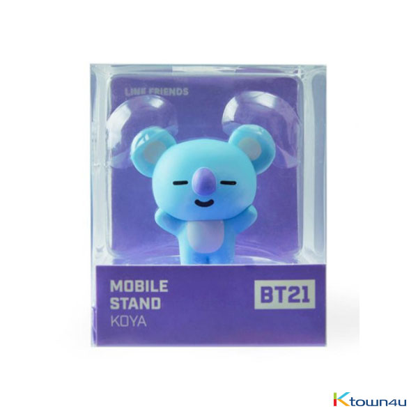 [BT21] lineFriends BT21 KOYA figures phone stand
