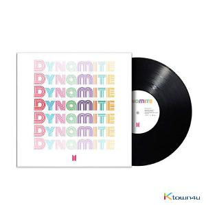 BTS - DYNAMITE - LIMITED EDITION 7 Vinyl LP (February Shipping) (*Order can be canceled cause of early out of stock)