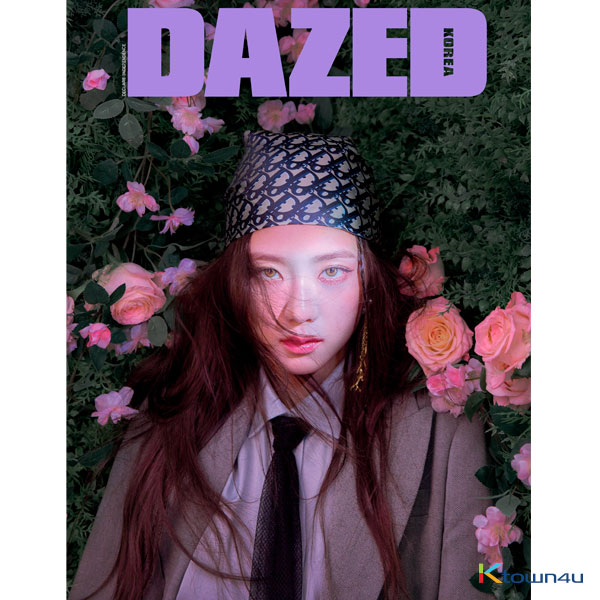 Dazed & Confused Korea 2020 Special Edition A Type Vol.155 (Front Cover : Jisoo / Back Cover : Random)