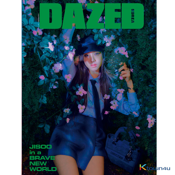 Dazed & Confused Korea 2020 Special Edition C Type Vol.155 (Front Cover : Jisoo / Back Cover : Random)