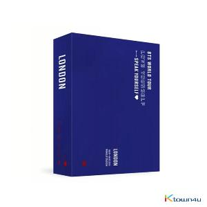 [DVD] BTS - WORLD TOUR [LOVE YOURSELF : SPEAK YOURSELF] LONDON DVD (*Order can be canceled cause of early out of stock)