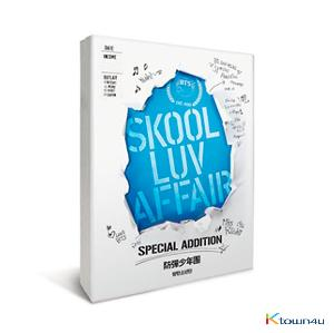 BTS - Mini Album Vol. 2 [Skool Luv Affair] (Special Addition) (reissue)