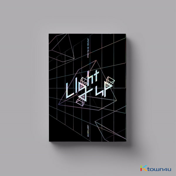 [@myup10tionsg][Ktown4u Event] UP10TION - Mini Album Vol.9 [Light  UP] (LIGHT HUNTER Ver.) *for video call application