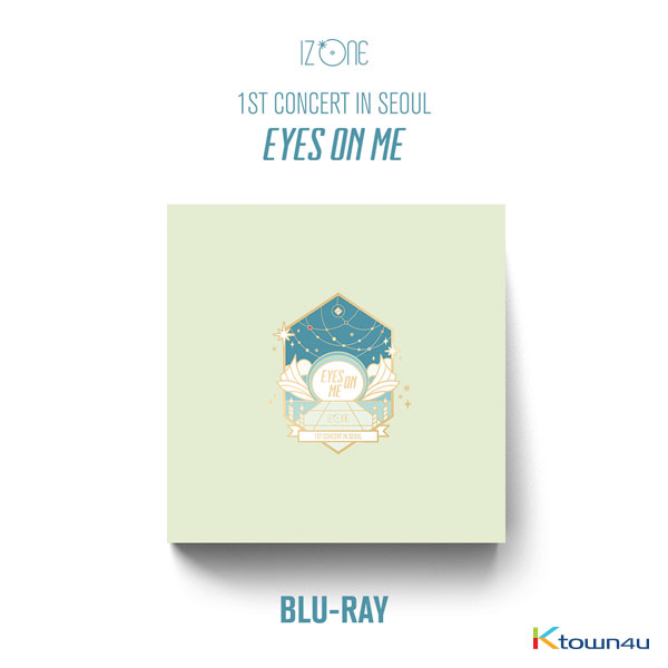[IZ*ONE GOODS] [Blu-Ray]  IZ*ONE - 1ST CONCERT IN SEOUL [EYES ON ME] BLU-RAY