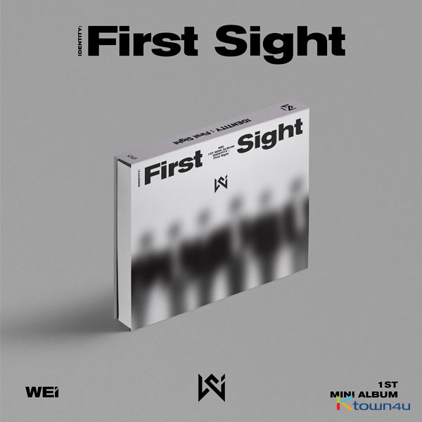 [Kim Yo Han : Yorangdan] WEi - Mini Album Vol.1 [IDENTITY : First Sight] (i Ver.)