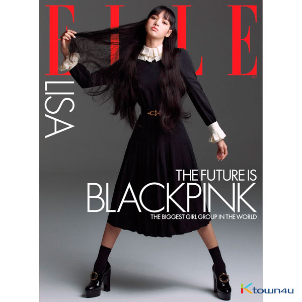ELLE US 2020 (Cover : BLACKPINK LISA)