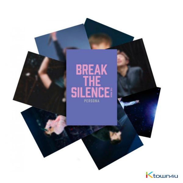 [@BTSBoliviaOfi] BTS - Postcard Set [BREAK THE SILENCE] (*Order can be canceled cause of early out of stock)