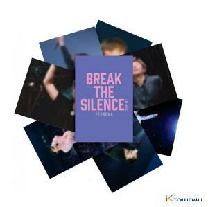 BTS - Postcard Set [BREAK THE SILENCE] (*Order can be canceled cause of early out of stock)