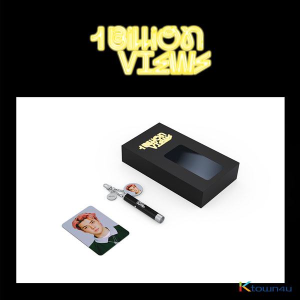 EXO-SC (Sehun & Chanyeol) - Photo Projection Keyring (Chanyeol ver)