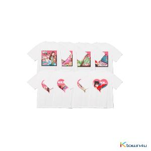 [ICECREAM] BLACKPINK - ICECREAM T-SHIRTS_TYPE 2