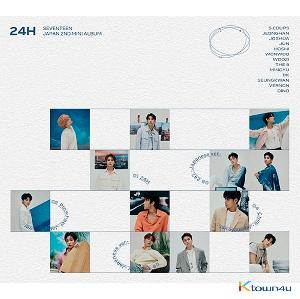 Seventeen - Album [24H] [Limited Edition C] (Japanese Version)