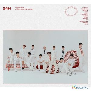 Seventeen - Album [24H] [Limited Edition B] (Japanese Version)