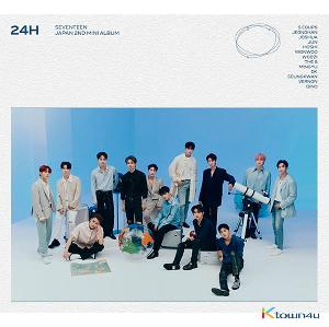 Seventeen - Album [24H] [Limited Edition A] (Japanese Version)