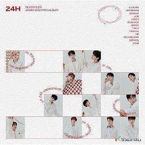 Seventeen - Album [24H] (Japanese Version)