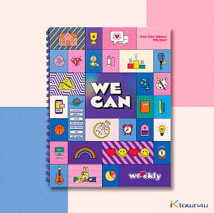 Weeekly - Mini Album Vol.2 [We can] (Wave ver.)