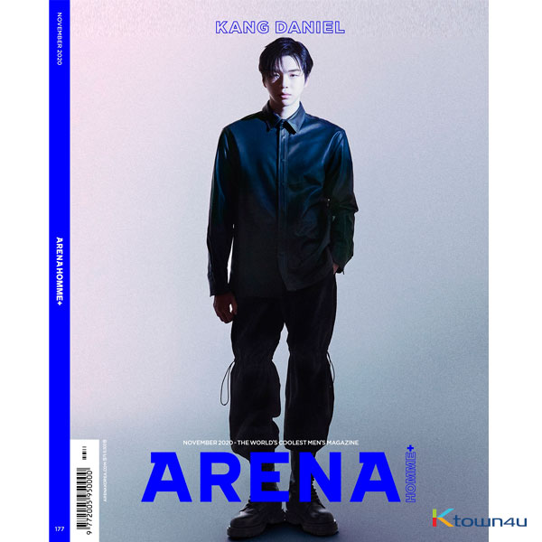 ARENA HOMME+ 202011 C Type (Cover : Kang Daniel)