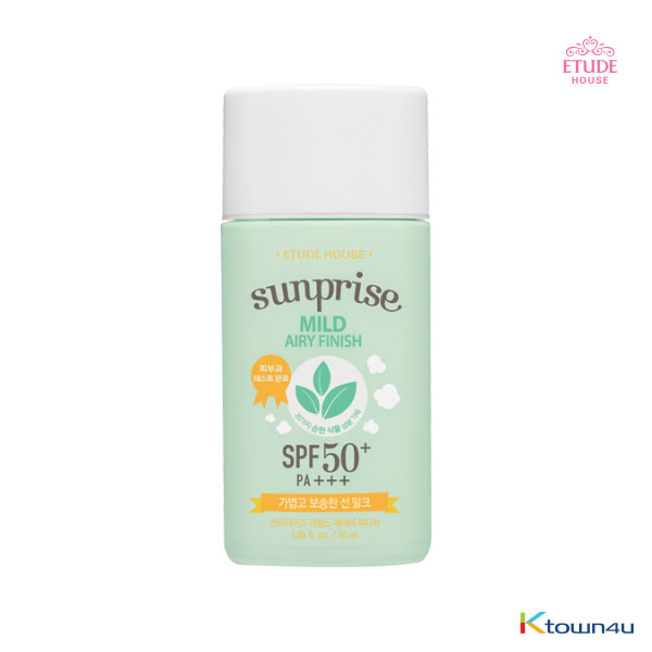 [ETUDE HOUSE] Sunprise Mild Airy Finish SPF50+ ('20)