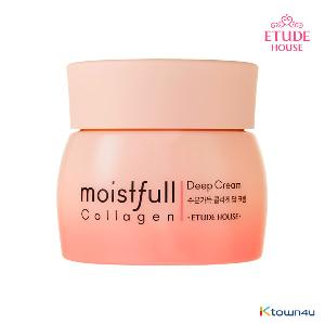 [ETUDE HOUSE] Moistfull Collagen Deep Cream_75ML