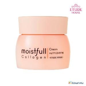 [ETUDE HOUSE] Moistfull Collagen Cream_75ML