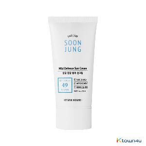 [ETUDE HOUSE] SoonJung Mild Defence Sun Cream_50ml