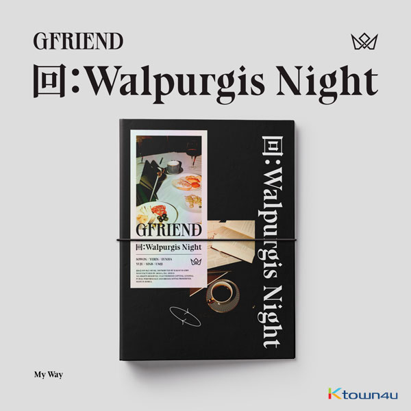 GFRIEND - Album [回:Walpurgis Night] (My Way Ver.)