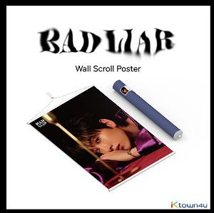 SUPER JUNIOR D&E - Wall Scroll Poster (BAD LIAR eunhyuk Ver.)