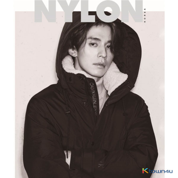 NYLON 2020.11 B Type (Cover : Lee Dong wook)
