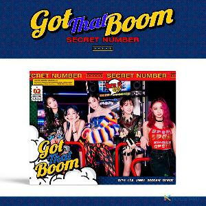 SECRET NUMBER - Single Album Vol.2 [Got That Boom]
