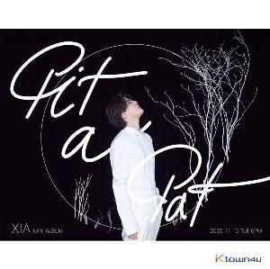 XIA - Mini Album Vol.2 [Pit A Pat]