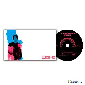 Jang Woo Hyuk - Album [럽(SHE)] (Mini CD)