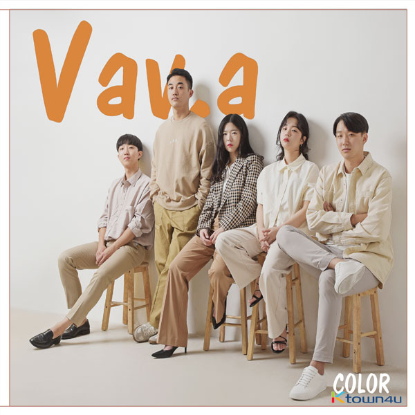 Vav.a - Album [Color]