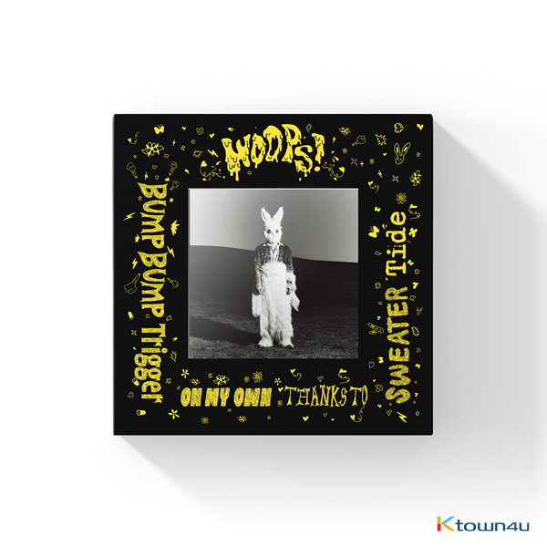[SIGN EVENT]WOODZ - Mini Album Vol.2 [WOOPS!] (B Ver.)