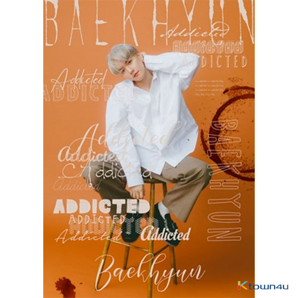 Baekhyun - Album (Addicted Ver.) (first press Limited Edition) (Japanese Version) (*Order can be canceled cause of early out of stock)