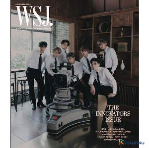 The Wall Street Journal USA 2020.11 (Cover : BTS GROUP)