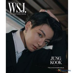 The Wall Street Journal USA 2020.11 (Cover : BTS JUNGKOOK)