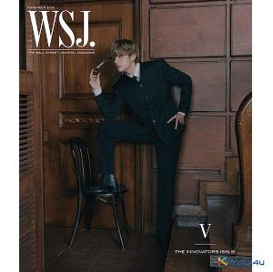 The Wall Street Journal USA 2020.11 (Cover : BTS V)