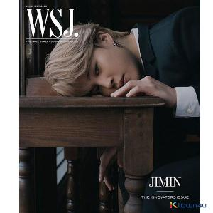 The Wall Street Journal USA 2020.11 (Cover : BTS JIMIN)