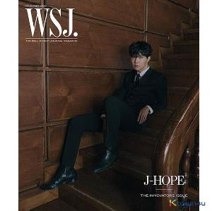 The Wall Street Journal USA 2020.11 (Cover : BTS J-HOPE)