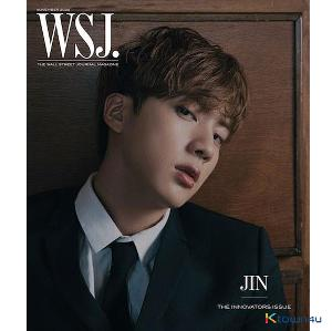 The Wall Street Journal USA 2020.11 (Cover : BTS JIN)