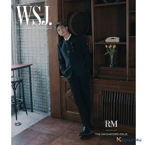 The Wall Street Journal USA 2020.11 (Cover : BTS RM)