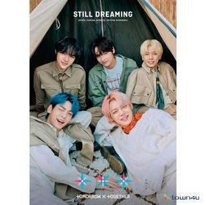 TXT - Album [Still Dreaming] (CD+Photobook) (first press Limited Edition A) (Japanese Version) [CD] (*Order can be canceled cause of early out of stock)