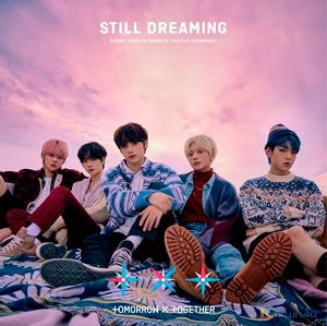 TXT - Album [Still Dreaming] [CD] (Japanese Version) (*Order can be canceled cause of early out of stock)