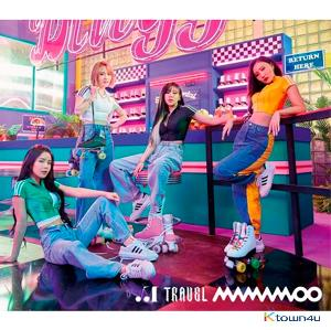 Mamamoo - Travel -Japan Edition- (CD+Booklet) (first press Limited Edition B) [CD] (*Order can be canceled cause of early out of stock)