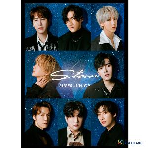 Super Junior -  Album [Star] (3CD+16P Photobook) (Japanese Version)  (*Order can be canceled cause of early out of stock)