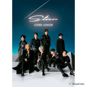 Super Junior -  Album [Star] (3CD+40P Photobook) (first press Limited Edition) (Japanese Version) (*Order can be canceled cause of early out of stock)