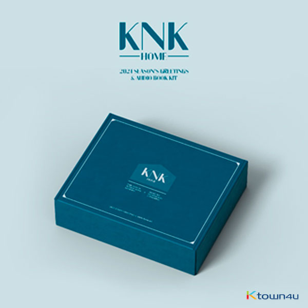 KNK - 2021 SEASON'S GREETINGS & AUDIO BOOK KIT