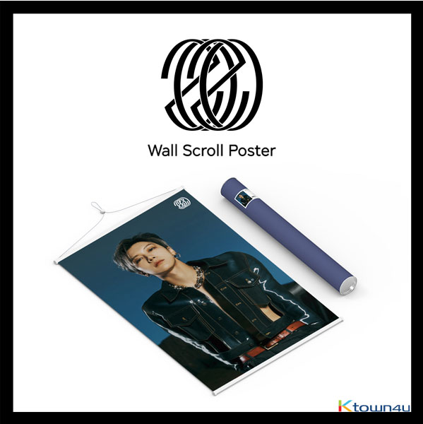 NCT - Wall Scroll Poster (Ten Ver.) (Limited Edition)