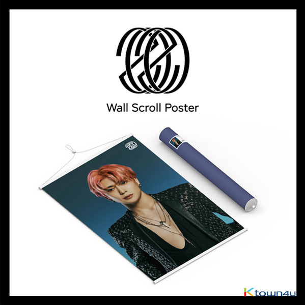 NCT - Wall Scroll Poster (Jaehyun Ver.) (Limited Edition)