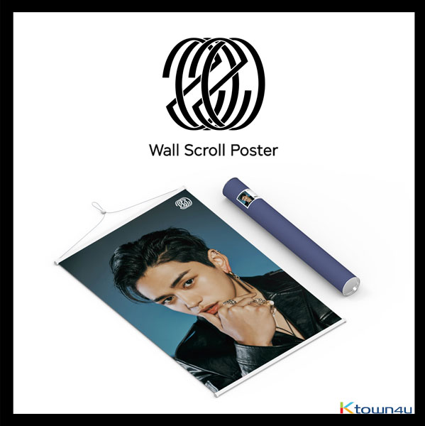 NCT - Wall Scroll Poster (Lucas Ver.) (Limited Edition)