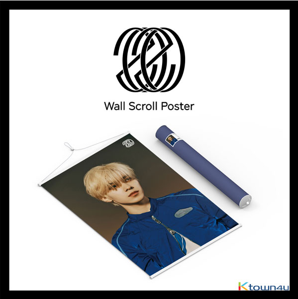 NCT - Wall Scroll Poster (Hendery Ver.) (Limited Edition)